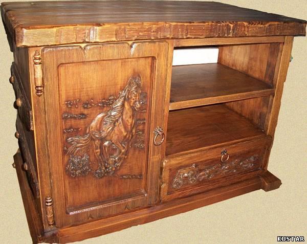 Резная мебель для кухни своими руками 9